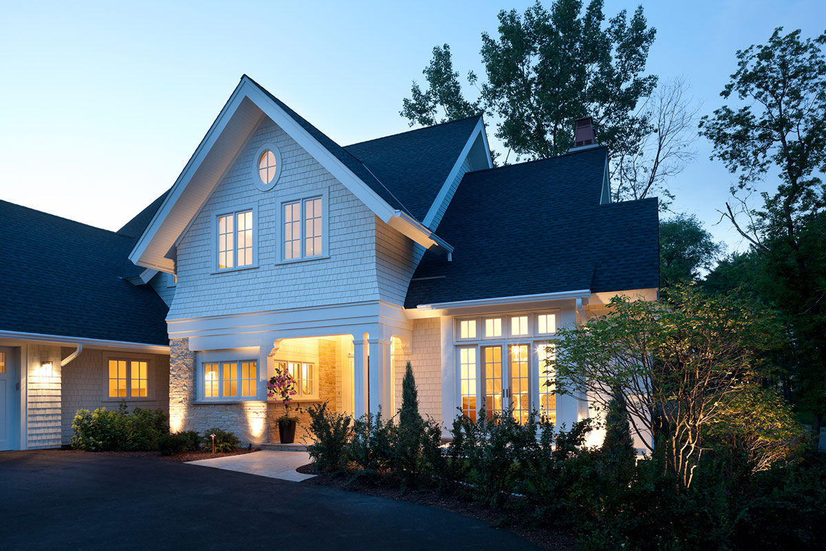 custom homes in Twin Cities